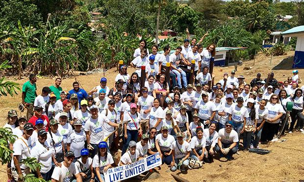 United Way Panamá y Empresas Socias participan en el Día de las Buenas Acciones