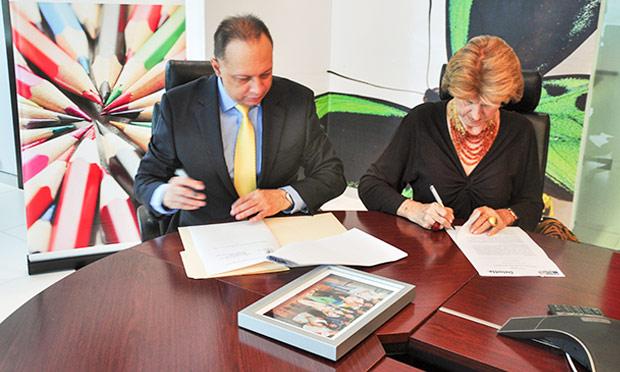 Deloitte Panamá & United Way Panamá reafirman su compromiso con Transición a la Vida