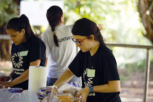 ¡Feliz Día Nacional del Voluntario a toda la familia de Voluntarios de United Way Panamá!