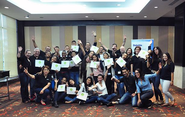 Cierre con éxito del programa 'Círculo de Mentores' junto a Deloitte Panamá + Transición a la Vida