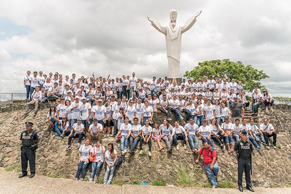 Por tercer año consecutivo, 150+ voluntarios corporativos de United Way Panamá, se suman al Día de las Buenas Acciones