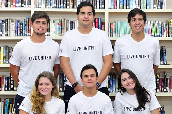 ¡Bienvenidos a la familia de Student United Way, al Colegio Brader & Balboa High School!