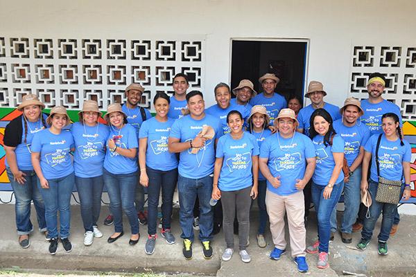 Banistmo apoya a la Primera Infancia panameña a través del voluntariado en el CEFACEI Ebari Bia