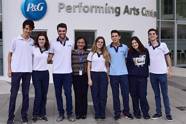¡Bienvenidos a la red de Student United Way al International School of Panama!