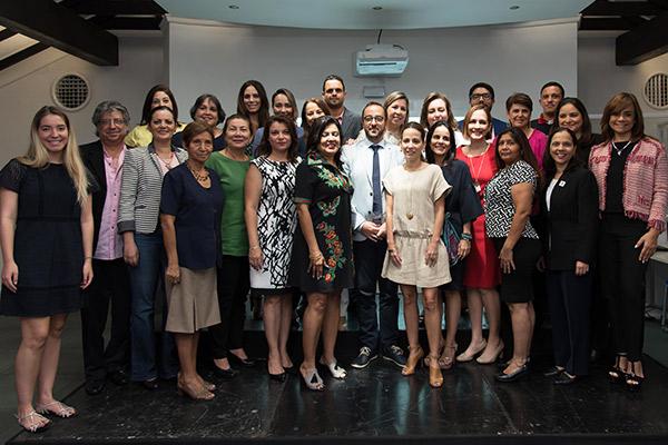 United Way Panamá reafirma su compromiso con el grupo de abogacía 'Aliados Por La Niñez'