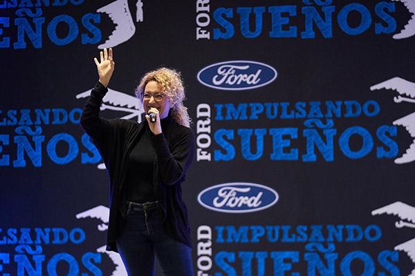 Ford Impulsando Sueños por Quinto Año Consecutivo