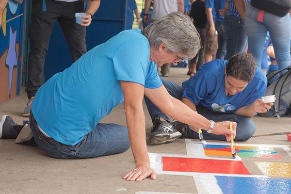 ¡Gracias por ser voluntario de United Way Panamá y transformar comunidades junto a nosotros!
