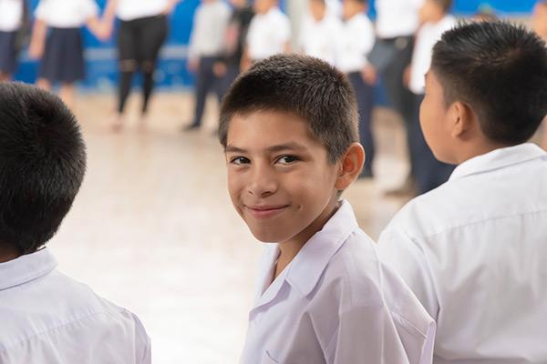 Bayer @ Escuela Primaria Génesis, Las Mañanitas